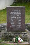 55 Silmont (à la mémoire de la famille Akar morte en déportation)