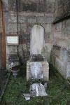 55 Ville devant Belrain (Ancien dans cimetière)
