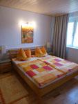 Schlafzimmer Appartement Weingarten