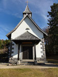 Kapelle in Todtnauberg