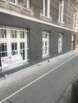 Fassadensockel Sanierung nachher