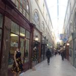 Passage Choiseul, un joli lieu d'expo à Paris