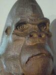 Sculpture - Juan José Ruiz Artiste/Auteur Sculpteur céramiste dit Caco 2016 -Grès cuisson four à bis Noborigama