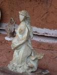Sculpture - Caco 2016 - Grès cuisson four à bois Noborigama