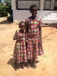 Wambura & Selina