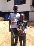Elisha & Baraka