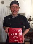 Christian Mosimann, Küchenchef, 1998-2008 und seit Februar 2019 zurück!