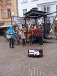 Straßenmusik Villach 2015