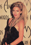 MADONNA,THE 1985 MUSICAL AWARD WINNER/H&H INTERPRISES USA