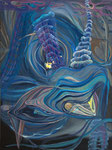 """""""Space-2"""" (50x70)"""