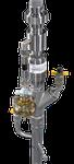 Druckluftanschluss Venturidüse
