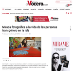 El Vocero (digital version) June 8, 2017 (http://www.elvocero.com/actualidad/otros/mirada-fotogr-fica-a-la-vida-de-las-personas-transg/article_c2cb39eb-051e-506c-b203-1c7939ff1535.html)