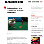 La Radio Bemba (Lydela Leonor' s blog) (May 3, 2012) http://laradiobemba.wordpress.com/2012/05/03/lo-extraordinario-de-lo-cotidiano-367-days-back-and-forward/#comments