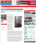 De Todo Carolina (digital version). October 17, 2016 (http://www.detodopr.com/metal-camino-galeria-los-gigantes-carolina/)