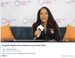 Video interview Puerto Rico Posts (Facebook and Instagram) November 6, 2020