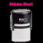 Printer Oval