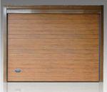 portone linear simil legno