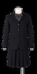 富岡東中学校女子春制服