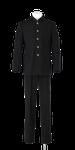 加茂名中学校男子春制服
