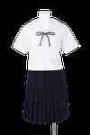 八万中学校女子夏制服
