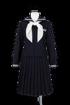 佐那河内中学校女子春制服