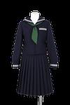 城西中学校女子春制服