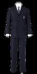 城西高校男子春制服