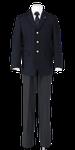 吉野川高校男子春制服