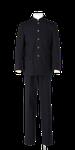 富岡東中学校男子春制服