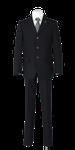 城北高校男子春制服