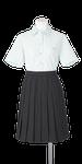 城南高校女子夏制服