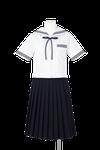 入田中学校女子夏制服