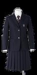 川島高校女子春制服