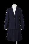 名西高校女子春制服