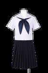佐那河内中学校女子夏制服