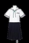 城西中学校女子夏制服