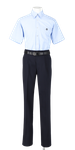 徳島科学技術高校男子夏制服