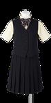 富岡東中学校女子夏制服