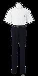 城西高校男子夏制服