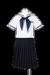 不動中学校女子夏制服