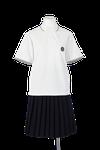国府中学校女子夏制服
