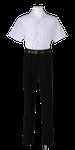 城西中学校男子夏制服