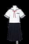 加茂名中学校女子夏制服