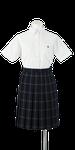 吉野川高校女子夏制服