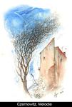 Format: 20 x 30 cm, Technik: Pastell. Preis: 250 €