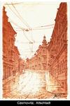 Format: 20 x 30 cm, Technik: Sangine. Preis: 300 €