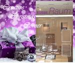 CREATIVE CHRISTMAS CORNER der KREATIVEN KLASSE ESSEN e.V,