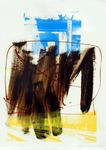 025 D 04 Del Donno Antonio, 2000, Italia, cartone, tecnica mista, 50x70 cm.