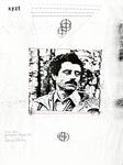 047 B Nelva Giorgio – Proiezioni temporali ,  1982 Italia carta mista, collage 21x29,7 cm.