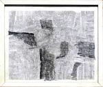 s.t. 063 B Sonnino Franca 1979 Italia carta e rete di cotone mista   33x28 cm